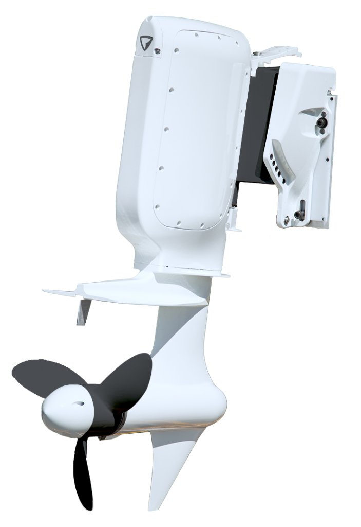 The Pure Outboard by Pure Watercraft